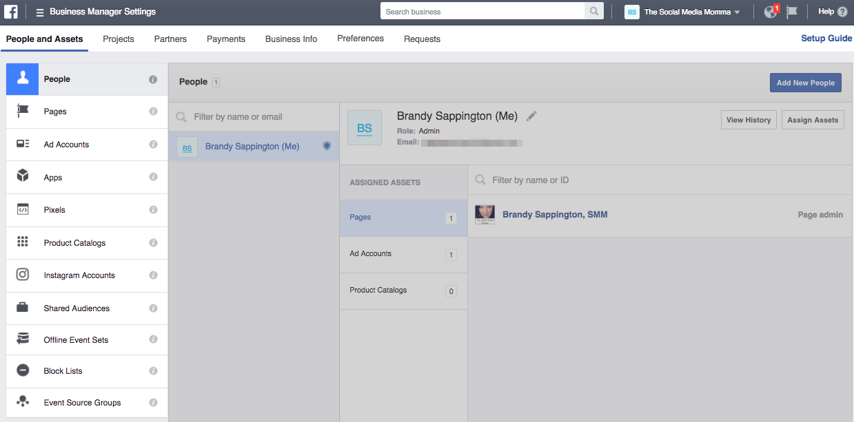 How to Set up Your Facebook Business Account Manager in Less than 10
