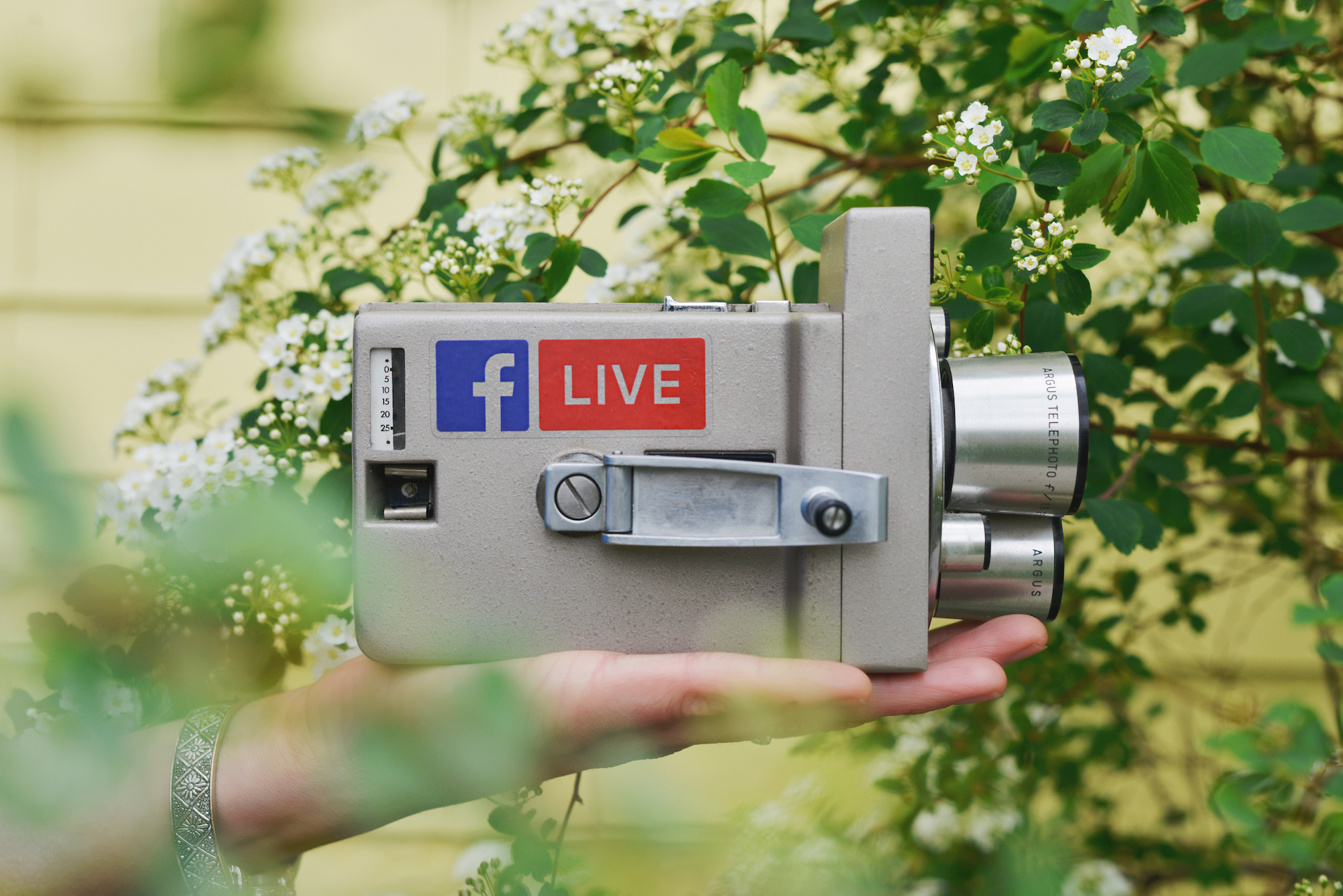 Facebook live topics for small businesses