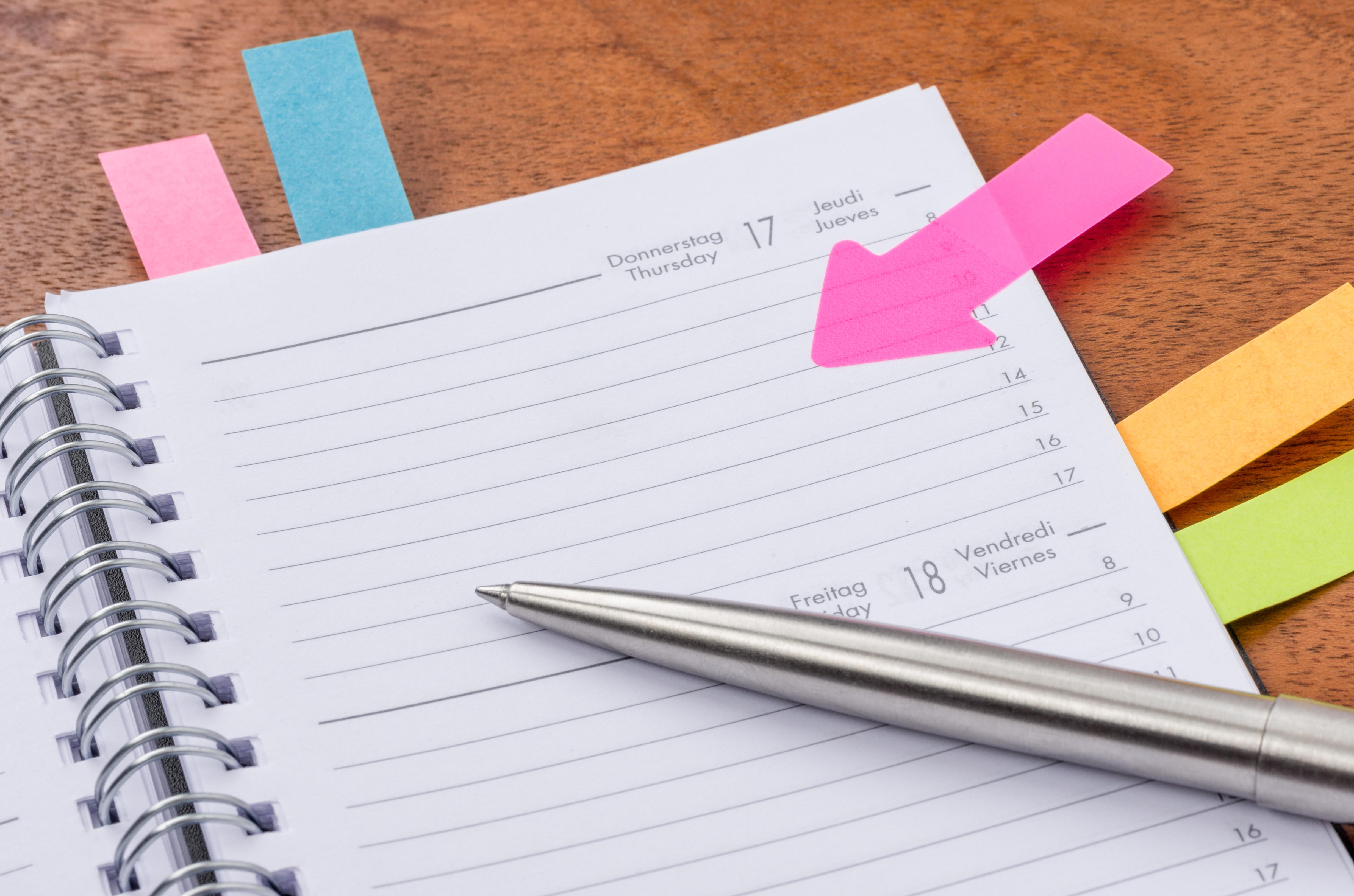 Scheduling Client Calls