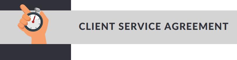 Client Service Agreement