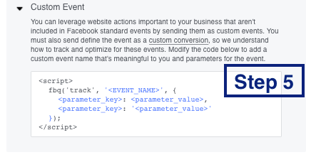 how to use facebook advertising pixels