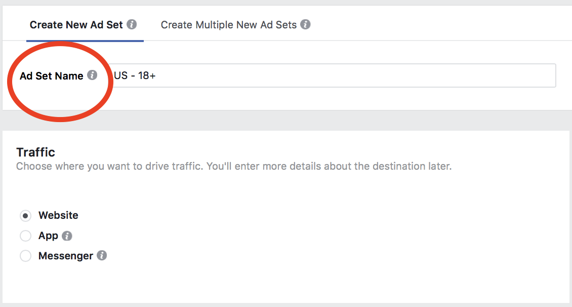 how to create a Facebook ad for local lead gen